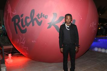 Rich The Kid Shares Video Of Moments Leading Up To The Birth Of His Son