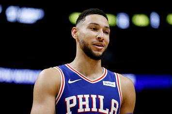 "Jared Dudley Says Ben Simmons Is ""Average"" In The Halfcourt"