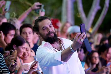 Jason Momoa Shaves Iconic Beard, Sending Fans Into Frenzy