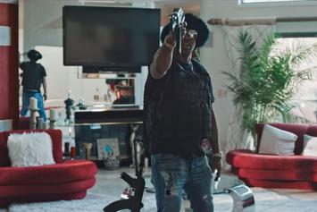 """Cam'Ron Takes Viewers On Cinematic Journey For """"Choppers"""" Visual"""