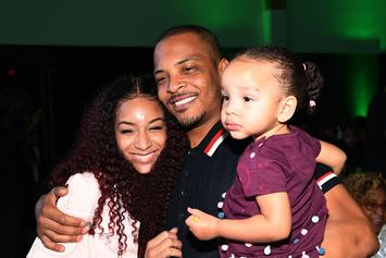 T.I.'s Daughter Deyjah Sends A Message To All Men Ahead Of Her 18th Birthday