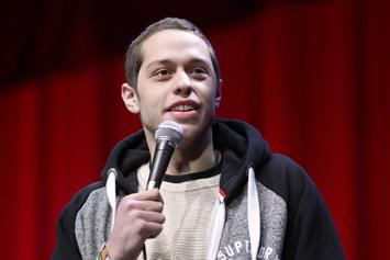 Pete Davidson Admits That He Lives With His Mother & Details Dinner With Kanye West