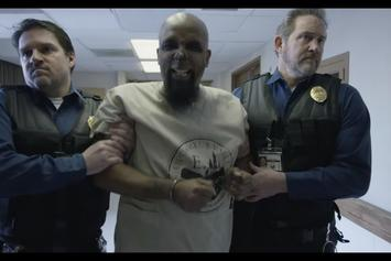 """Tech N9ne Gets Locked Up For Killing Cops In """"Like I Ain't"""" Visuals"""