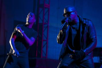 Kid Cudi Brings Out Kanye West During Coachella Performance