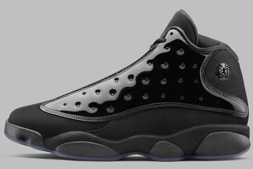 """Air Jordan 13 """"Cap And Gown"""" Release Date Confirmed: Official Images"""