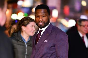 "50 Cent Disses Hater Who Mentioned His Oldest Son: ""Go Suck A D*ck"""