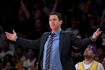 Luke Walton Sued For Sexually Assaulting Woman In Hotel Room