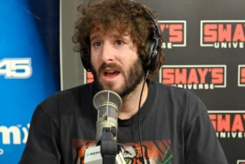 "Lil Dicky Details Adventure At Leonardo DiCaprio's Manor: ""We Played Pickle Ball"""
