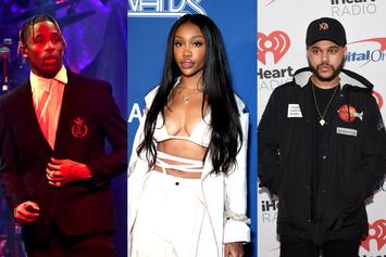 HNHH TIDAL Wave Playlist: Travis Scott, SZA, The Weeknd, Tee Grizzley & More