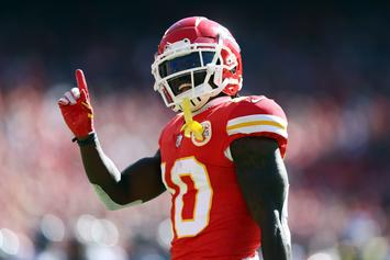Tyreek Hill Will Not Be Charged In Child Abuse Probe: Report