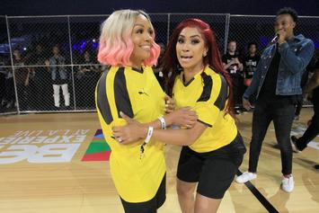 """Karlie Redd Blasted By Party DJ For """"Eating Out Pooh's Cookie Jar"""""""