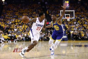 "Lou Williams Says Warriors Made a Big Mistake By ""Looking Ahead"""