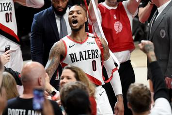 "Damian Lillard Responds To Paul George: ""If Anything, It Was Bad Defense"""
