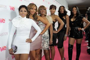 "The Braxton Sisters Want Toni & Birdman To Marry And Quit Their ""Tennis Match"""