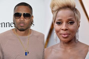 """Nas & Mary J. Blige Announce New Single """"Thriving"""""""
