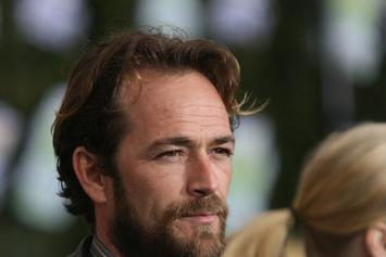 Luke Perry Said Working With Quentin Tarantino Was On His Bucket List