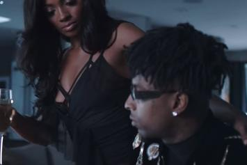 "21 Savage Returns With Video For Smooth Banger ""Ball W/o You"""