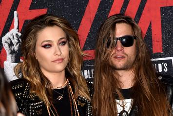 Paris Jackson Celebrates One Year Anniversary With Boyfriend