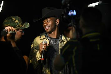"Lil Nas X's ""Old Town Road"" Maintains #1 Spot On Hot 100 For Fourth Week"