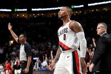 Damian Lillard Blames Being Distracted By Refs For Loss To The Nuggets