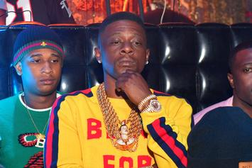 Boosie Badazz Gets Women To Strip Naked On His Live-Stream