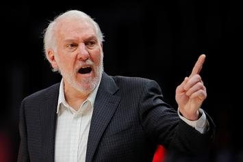 Gregg Popovich Expected To Sign Three-Year Deal With The Spurs: Report