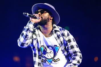 "ScHoolboy Q's ""CrasH Talk"" Projected For A Big First Week"