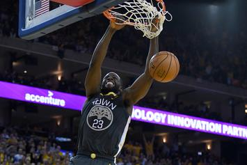 "Draymond Green Calls Referee Obsession ""Embarrassing For The Game"""