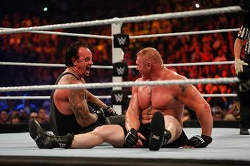 WWE Saudi Arabia Event To Include Goldberg, Undertaker & Brock Lesnar