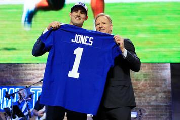 Daniel Jones Doesn't Care About The Memes And The Criticism