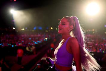 """Ariana Grande Performs Her Hit """"7 Rings"""" For The Billboard Music Awards"""