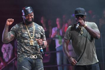 """50 Cent Trolls Young Buck With Video: """"Just Come On Out The Closet"""""""