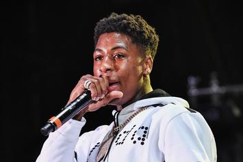 NBA YoungBoy Shows Off New Girlfriend After Dumping Floyd Mayweather's Daughter