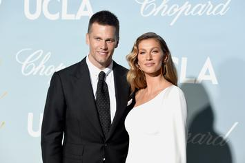 """Tom Brady Not Worried About His Salary: """"My Wife Makes A Lot Of Money"""""""