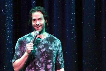 "Chris D'Elia Marvels At Inclusion On Logic & Eminem's ""Homicide"""