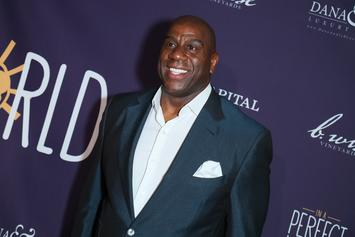 Magic Johnson Has Dinner With Jeanie Buss Amid Rumored E-Mail Debacle