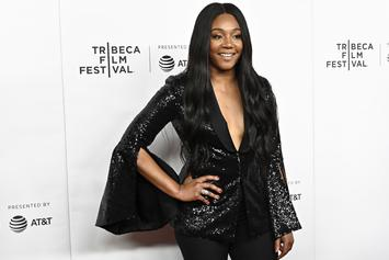 "Tiffany Haddish Full Of ""Joy & Gratitude"" After Loving Response To Homeless Post"