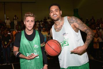 Justin Bieber Claims Chris Brown Is A Combination Of 2Pac & Michael Jackson