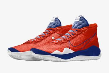 """Nike KD 12 Now Customizable Thanks To """"Nike By You"""" Platform"""