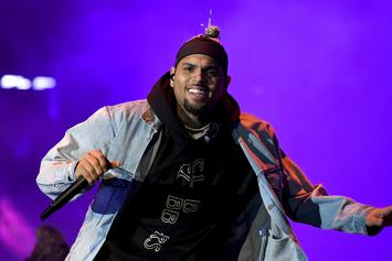 "Chris Brown Announces Release Date For New Album ""Indigo"""