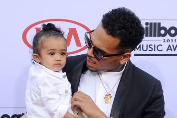 Chris Brown Shares Adorable Birthday Message From His Daughter