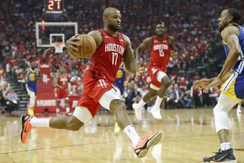 PJ Tucker Responds To Viral Video Of Equipment Kid Interaction
