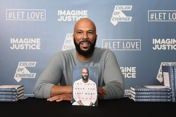Common Opens Up About Being Molested As A Child In New Memoir