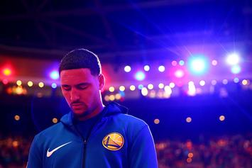 """Klay Thompson Unsatisfied With """"Avengers: Endgame,"""" Walked Out After 2 Hours"""