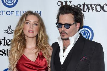 Johnny Depp Says Amber Heard And Friend Faked Details Of 911 Abuse Call in 2016