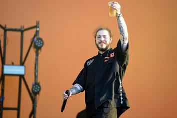 Post Malone Releases Special Edition Crocs, They Sell Out Within 24 Hours