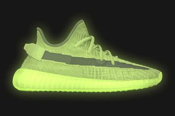 """Adidas Yeezy Boost 350 V2 """"Glow"""" Dropping In Full Family Sizing: Details"""
