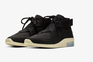 Nike Air Fear Of God Footwear Collection Releasing Next Week Via SNKRS