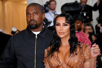 "Kanye West & Kim Kardashian Officially Welcome Baby #4: ""He's Here And He's Perfect"""