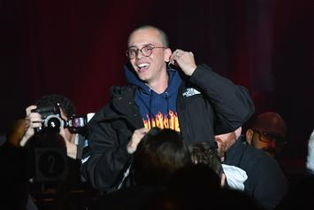 "Logic's ""Confessions Of A Dangerous Mind"" First Week Sales Projection Revealed"